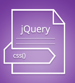 css() method in jQuery with detailed examples